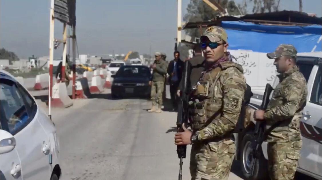 قوات الرد السريع تعاود انتشارها في طوزخورماتو