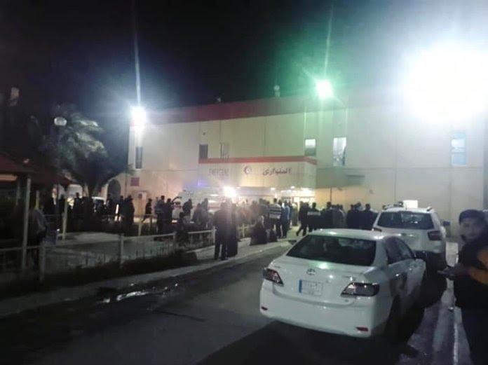Irak'ta Klor Zehirlenmesi 110 Kişi Hastaneye Kaldırıldı